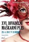 Plakát Divadelní ples