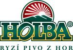 HOLBA logo, obrázek se otevře v novém okně