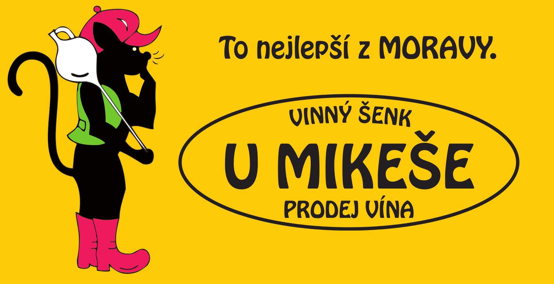 Vinárna U Mikeše, obrázek se otevře v novém okně
